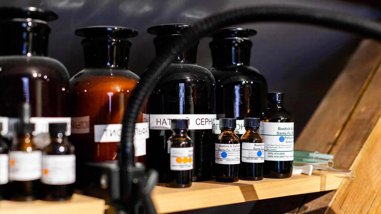 Химия для платино-палладиевой печати